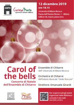 carol of the bells chitarre
